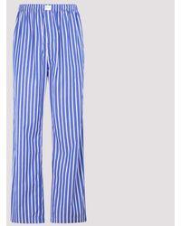 Balenciaga Pyjama Trousers 48 - Blue