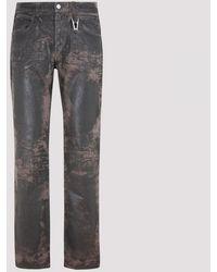 1017 ALYX 9SM Treated Six Pocket Jeans - Grey