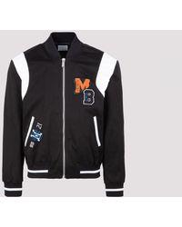 Marcelo Burlon Mb University Jacket L - Black
