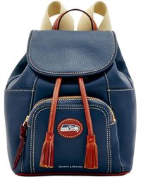Dooney & Bourke - Nfl Seahawks Medium Murphy Backpack - Lyst