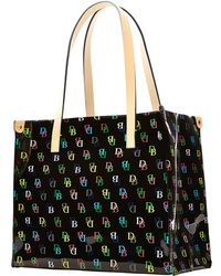 Dooney & Bourke It Medium Shopper - Black