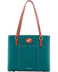 Dooney & Bourke - Nfl Eagles Small Lexington - Lyst