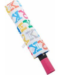 Dooney & Bourke - Umbrellas Doodle Umbrella - Lyst