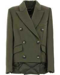 Sportmax Origine Coat - Green