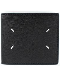 Maison Margiela Bifold Wallet - Black