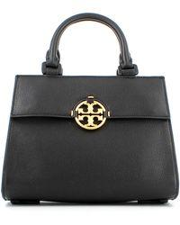 Tory Burch Miller Top-handle Bag - Black