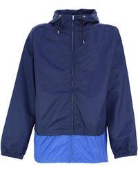 Marni Color-block Jacket - Blue