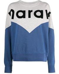 Étoile Isabel Marant Houston Sweatshirt - Blue