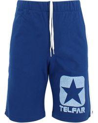 Converse Logo Shorts - Blue