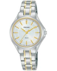 Pulsar Quarzuhr Damen Quarz, PH8499X1 - Mehrfarbig