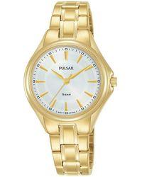 Pulsar Quarzuhr Damen Quarz, PH8502X1 - Mettallic