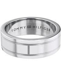 Tommy Hilfiger Fingerring DRESSED UP 2790043F 2790043G 2790043H - Mettallic