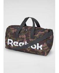 Reebok Sporttasche »CORE GR M GRIP« - Mehrfarbig