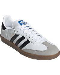 adidas Originals Sneaker SAMBA VEGAN - Weiß