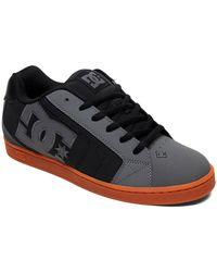DC Shoes Sneaker Net - Grau