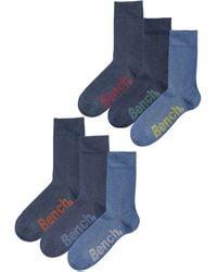 Bench Socken - Blau