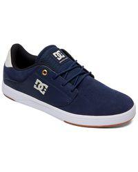 DC Shoes Sneaker Plaza - Blau