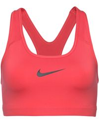 Nike Sport-BH PRO CLASSIC SWOOSH BRA - Rot