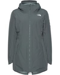 The North Face Funktionsparka HIKESTELLER - Grau
