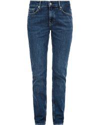 S.oliver Regular-fit-Jeans Karolin - Blau