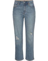 S.oliver High-waist-Jeans Karolin - Blau