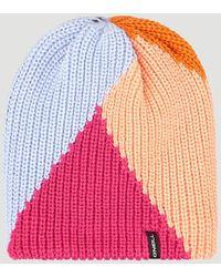 O'neill Sportswear Beanie Colorblock - Pink