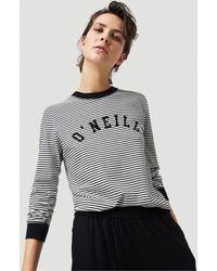 O'neill Sportswear Langarmshirt - Grau