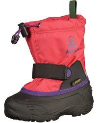 Kamik Snowboots Synthetik/Textil - Pink