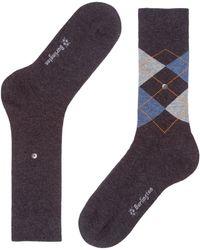 Burlington Socken Everyday 2-Pack (2 Paar) - Grau