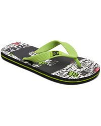 DC Shoes Sandale - Schwarz