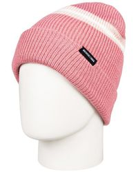 DC Shoes Beanie Label - Pink