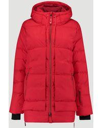 O'neill Sportswear Skijacke Azurite - Rot