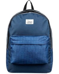 Quiksilver Tagesrucksack »Everyday Poster Double 30L« - Blau