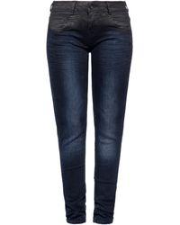ATT Jeans 5-Pocket-Jeans Zoe, mit Farbverlauf - Blau
