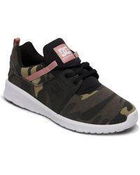 DC Shoes Sneaker Heathrow TX SE - Schwarz
