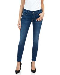 Replay Skinny-fit-Jeans New Luz - Blau