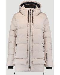 O'neill Sportswear Skijacke Azurite - Grau