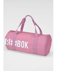 Reebok Sporttasche W FOUND CYLINDER BA - Pink