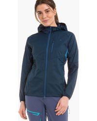 Schoffel Outdoorjacke Jacket Kosai L - Blau