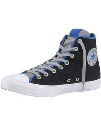 Converse Sneaker CHUCK TAYLOR ALL STAR DIGITAL TERRAIN HI - Blau