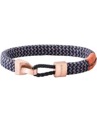 Police Armband - Blau