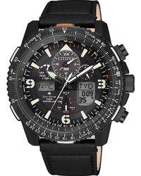 Citizen Funkchronograph Promaster Eco-Drive Skyhawk JY8085-14H - Schwarz