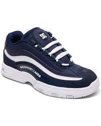 DC Shoes Sneaker Legacy Lite - Blau