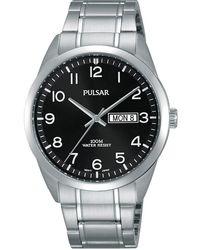 Pulsar Quarzuhr Quarz Herren, PJ6063X1 - Mehrfarbig