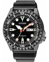 Citizen Automatikuhr NH8385-11EE - Schwarz