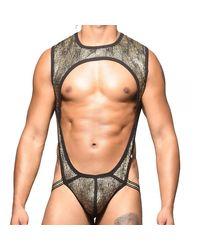 Andrew Christian Body Massive Radiant Almost Naked Noir