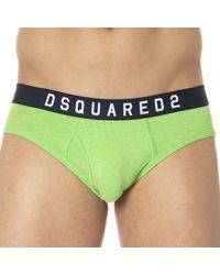 DSquared² Slip Cotton Stretch - Vert