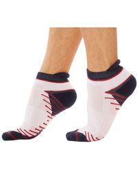 DIM 2-pack X-temp Sport Bobby Socks - Blue
