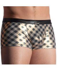 MANSTORE M902 Micro Trousers Boxer - Metallic