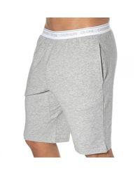 Calvin Klein Lounge Shorts - Ck One - Grey
